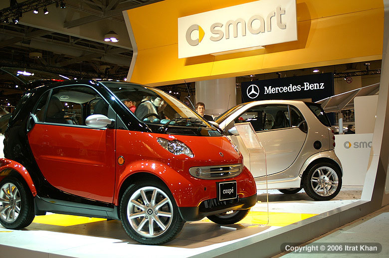 Smart Cars Are Everywhere