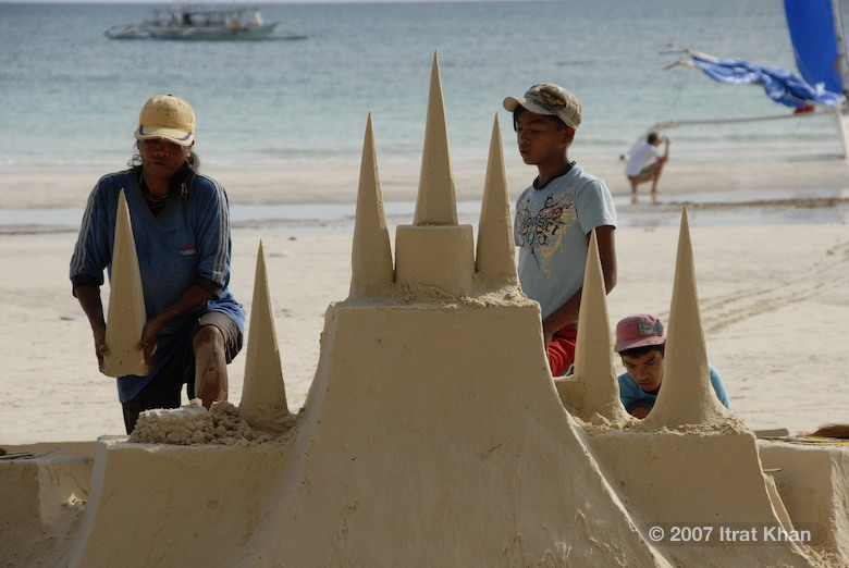 What a Sandcastle!